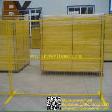 Canada Powder Coated Temporary Fencing