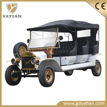 Ce Certified Sightseeing Electric Tourism Car