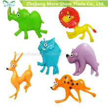 Nouveauté TPR Sticky Toys Animal Design Enfants Party Favors