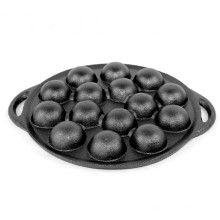 Heavy cast iron Pan)Dutch Poffertjes Pan,Dutch Pancake pan