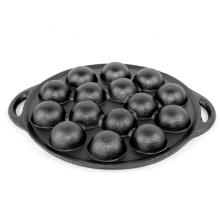 Heavy cast iron Pan)Dutch Poffertjes Pan,Dutch Pancake pan
