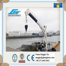 Provision Jib Crane Telescopic Boom Crane