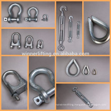 7-years Experience Chinese Supplier Good Price U Shackle