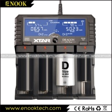Xtar VP4 Plus USB batterijlader