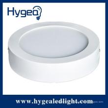 6W 12w 18w surface ronde monté panneau LED