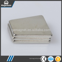 Durable service hot sale promotion big size ndfeb industrial magnet factory