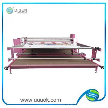Automatische Textildruckmaschine Walze