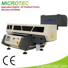 Machine d'impression à jet d'encre UV de lit plat numérique 40 * 60cm