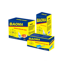 Baoma elektrische Moskito-Flüssigkeit und Moskito-Matte