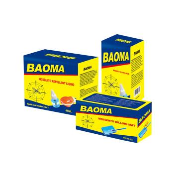 Baoma Electric mosquito líquido e Mosquito Mat