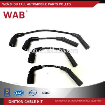 Kit de cabos de ignição para Chevrolet 96288956