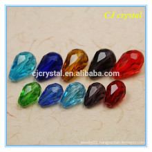 fashion crystal crafts curtain glass beads drops