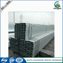 Galvanized Iron Carbon Steel Rectanguar Pipe