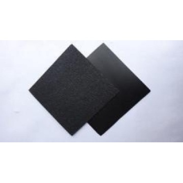 Black Waterproof Roof Stitchbond Fabric