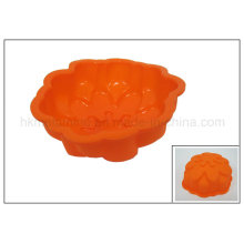 Flower Shaped Silicone Rubber Cake Mould (RS21)