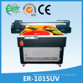2015 Hot Selling LED UV Glass Printer (UV curing printer for glass/ceramic/wood/acrylic/metal)