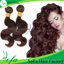 Silk 7A Loose Wave Malaysian Human Natural Hair