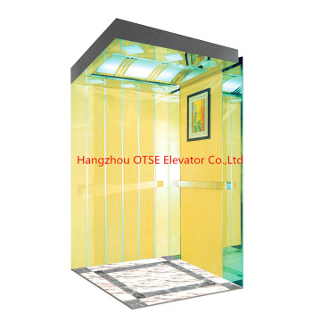 OTSE 1600kg prix des marques d'ascenseurs de marchandises en Chine