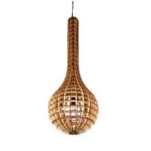2014 New design decorative wood pendant lamp