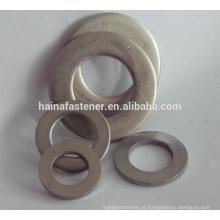 DIN7349 Anilhas de aço inoxidável, anilhas planas, anilhas gerais