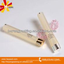 Belo e luxuoso recipientes cosméticos