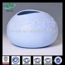 2014 New Product Decorative Ceramic Wedding Centerpiece Vase