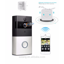 720P HD Night Vision Video Door Phone Wireless WIFI doorbell camera