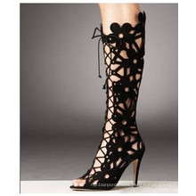 New Arrival High Heel Sexy Lady Sandal Boots (W 12)