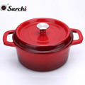 Посуда суп кастрюля чугунная кастрюля эмаль