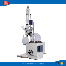 50L+Lab+Large+Vacuum+Glass+Distillation+Rotary+Evaporator