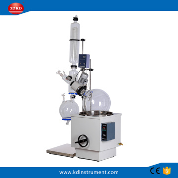 50L Lab Large Vacuum Glass Distillation Rotary Evaporator