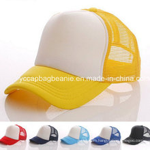 Custom Printed Logo Blank Mesh Trucker Hat