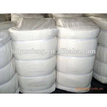 100% algodón 60 * 60 90 * 88 80 * 80 90 * 88 tela blanca para la gasa