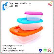 2014 fabricant de prototypes de plastique en Chine prototype de coffre en plastique professionnel
