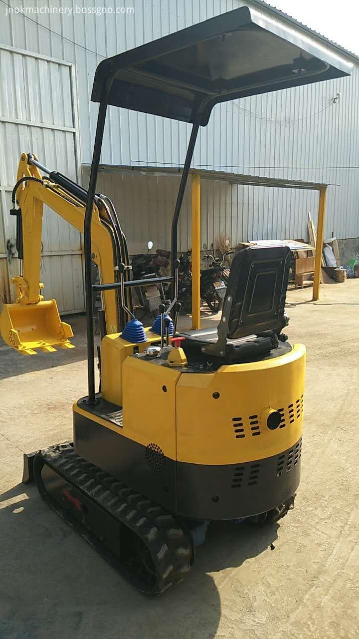 0.8 T 1 T excavator (3)