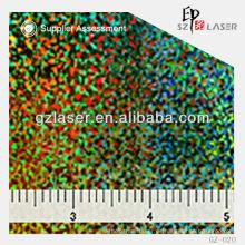 YXCP - 020 holograma maestro de níquel para la película de seguridad en relieve