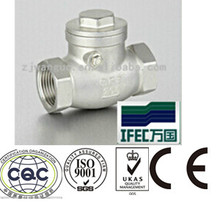 Sanitary Stainless Steel Swing Check Valve