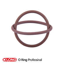 As568 Standard Rubber FKM Brown Colorful Oring for Sealing