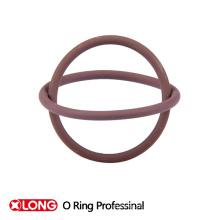 Vedação de anel ótico de borracha de Viton hidráulica