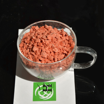 SGS approved potassium chloride red granular
