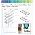 laser diode bars stack 600w laser diode bars stack 600w