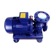 Pompe centrifuge à pipeline horizontal série ISW