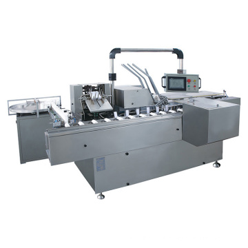 Automatic box packing machine