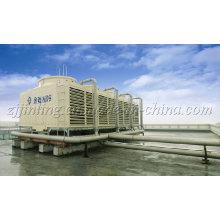 Torre de resfriamento retangular de fluxo cruzado Jn-1600L / M