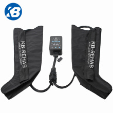 health care 6 chamber RECHARGEABLE    pneumatic compression leg foot massage therapy boots for sports recovery