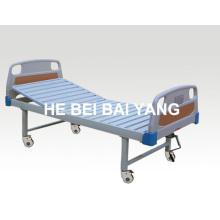 A-105 Lit simple pour l'hôpital à usage unique mobile