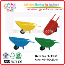 Preschool Toys Plastic Kids Wheel Barrow Toys