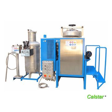 MEK Solvent Distillation Equipment in Ottawa