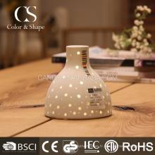 Populaire Chine OEM forme de bouteille courte a mené la lampe de bureau