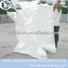 1 tonne bags, 1000kg container bag, big bag of salt
